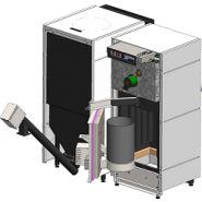 Optipellet connect+ - chaudières à granulés - perge - puissance de 15 à 45 kw