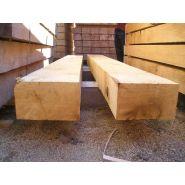 Traverse paysagère - tropic wood - 100x200mm