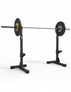Chandelles de musculation réglables pour sport à domicile capacité de charge 250 kg