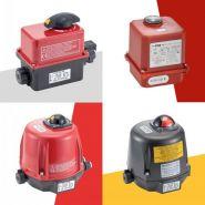 Actionneurs pneumatiques et electriques