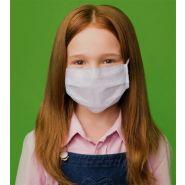 Masque taïwan enfant bleu premium - qualité médicale - norme ce en 14683