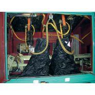 Torcal b+ - protection pour robot industriel - asp - arceau combiné d'axe 1