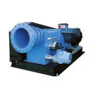 TBA - Turbines hydro-électrique - IREM SpA - Gamme de puissance 3 à 250 kW
