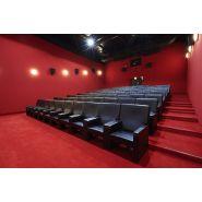Klasse - fauteuil de cinéma - kleslo - vip