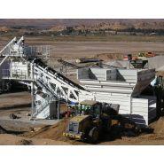 Eca 2000 centrale à béton - frumecar - 80 m³/h