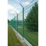 Axis® dr - clôture en panneaux rigides