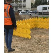 Kit de blindage de fouilles  kit 8 2mx2mx0,65m