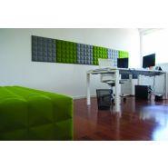 Buzziskin 3d solution acoustique mural