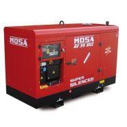 Ge 35 ysx groupe électrogène - mosa - fréquence: 50 hz
