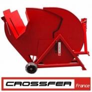 Scie circulaire prise de force crossfer - 100000231