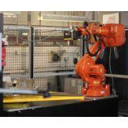 Cellule de marquage robotisée