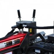 Fendeuse tractable 30t thermique 600mm horizontale et verticale - c30244