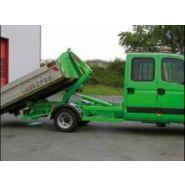 Multilift xr3s - bras hydraulique pour camion - hiab - 3 t