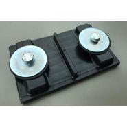 Plaque de roulage 2000x800x15 mm