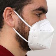 Masque à usage unique ffp2/kn95, non stérile