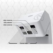 Aurum 3d - scanner 3d de pointe à lumière - open technologies