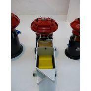 Superminor smr - tribofinition - rollwasch - une série de machines circulaires à vibration