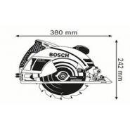 Gks 190 - scies circulaires - robert bosch power tools gmbh - poids4,2 kg