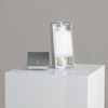 Distributeur de savon streamline argent sku: h-776-zd03