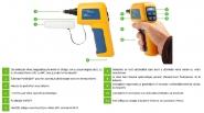Caméra d'inspection multi-fibre mpo mtp -  fi3000 fiberinspector™ pro