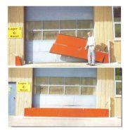 Bdk - barrières de rétention d'eaux d'incendie manuelle - esthi - hauteur de protection maximum 0,4m