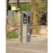 Statioelec'l  bornes de recharge pour voiture electrique - technolia -  courant nominal (l) : 2x32a ou 2x16a