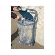 208155.gpro - corbeille vigipirate conviviale - spl - 11 kg
