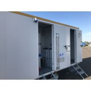 UMD 5SAS - 2700/ 3200 KG - D517 - CONFORME ED6244 - AMIANTE & PLOMB