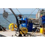Treuil électrique pour navire ou vedette hydrographique ago environnemental