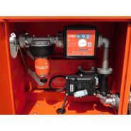 Remorque carburant fill'n drive  -  450 a 1350 litres