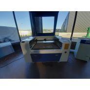 Machine laser 120 watts pour gravure et découpe