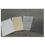 Bande podotactile minérale - sig france - dimension 600 x 420 mm