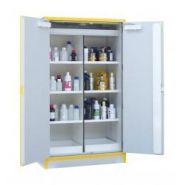 AS302P6T - Armoire de sécurité pour produits inflammables - Delahaye - Capacité 130 l