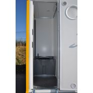 Base vie mobile - 2700-3200 kg - 8/10 personnes