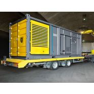 Qac 1100 twinpower groupe électrogène en container - atlas copco - 1079 kva