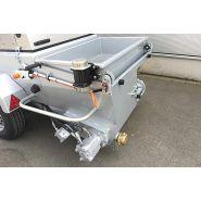 Alpha z4 fluid pompe à chape - bms worker - moteur d'entraînement deutz d2011 l04 36,5 kw / 46 kw