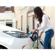 Witty bornes de recharge pour voiture electrique - hager