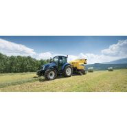 T4.55 tracteur agricole - new holland - puissance maxi 43/58 kw/ch