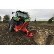 Charrue defonceuse - charrue agricole - kirpy - poids 700 à 2700 kg
