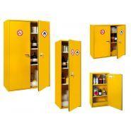 Armoire de sécurité pour produits inflammable - 82 l
