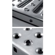 Grilles metal de securite - ddalgrip/robust/roul/confort/clair8/clair14/plot/bar