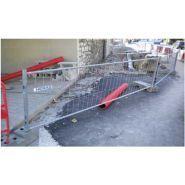 M100 - clôture grillagée - plaka group - maille 100 x 300 mm