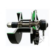713 5.5eh/c - treuil forestier - materiel forestier - boîtier commande avec 5 m de câble