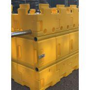 Kit de blindage de fouilles  lego kit 1 1mx1mx0,65m