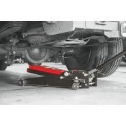 Cp80030 - cric rouleur hydraulique - g renault - capacité : 3 tonne(s)