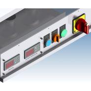 Hti2720 - nettoyeur ultrason - aerosec industrie - capacité 27 l