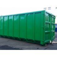 Abr-afs - benne à déchets - elkoplast - capacité de 7 à 35 m3