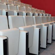 Cube skate - fauteuil salle de conférence - quinette gallay - entraxe fauteuil : 55cm à 60cm