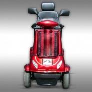 Scooter electrique dl-24800 rouge - j1175101