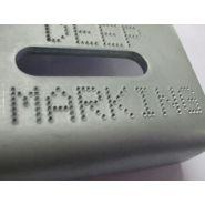 Machine de marquage par micro-percussion benchdot deep pneumatic